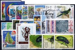 -Nouvelle-Calédonie Année Complète 2005 - Años Completos