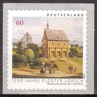 Bund MiNr. 3055 ** UNESCO-Welterbe: Kloster Lorsch - BRD