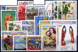 -Nouvelle-Calédonie Année Complète 2006 - Nueva Caledonia