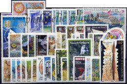 -Nouvelle-Calédonie Année Complète 2007 - Nueva Caledonia