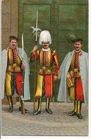 L200A679 - Roma - Vatican La Garde Suisse - Stengel &co - Vatican