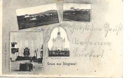 1903 - CIZKRAJOV   Sitzgrass  DACICE , Gute Zustand, 2 Scan - Tchéquie