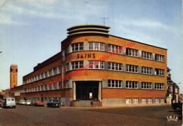 Bassin De Natation Et Arsenal Des Pompiers - Moeskroen Mouscron - Mouscron - Moeskroen