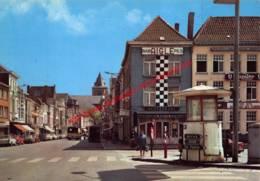 Plaats En Rijselstraat - Café Du Damier - Menen - Menen
