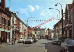 Grenspost - Douane - Menen - Menen