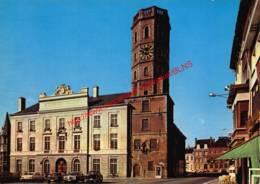 Stadhuis - Hôtel De Ville - Menen - Menen