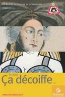 Carton Tomi Ungerer 2007 Femme - Cartes