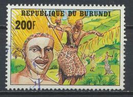 °°° BURUNDI - Y&T N°953 - 1992 °°° - Burundi