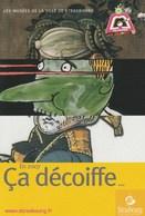 Carton Tomi Ungerer 2007 Masque - Cartes
