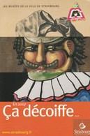 Carton Tomi Ungerer 2007 Homme Moustache - Cartes