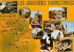 Les Ardennes Touristiques - Luxembourg - Belgique