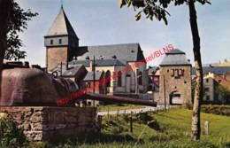 Eglise St Pierre Et Porte De Trêves - Bastogne - Bastenaken