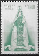 CHILI   -   Vierge à L' Enfant.  Neuf * - Chile
