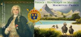 E.C. France-Républ.de Maurice 2015 (Y&T PEC4979P)-Bloc Souvenir - Documents Of Postal Services