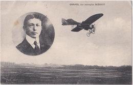 GRANEL Sur Monoplan Blériot - Airmen, Fliers