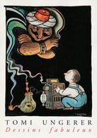 Carte Invitation Tomi Ungerer 1999 CI 07 - Cartes