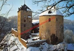 Reinhardstein - Le Burg Metternich - Ovifat - Waimes - Weismes