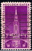 (US 567) UNITED STATES  // Y&T 404 // 1939 - United States