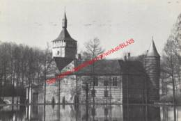 Kasteel Horst - Sint-Pieters-Rode - Holsbeek - Holsbeek