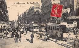 CPA Marseille - La Rue Noailles - Canebière, Centre Ville