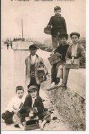L200A687 - Vieux Marseille - Types Napolitains - Petits Décrotteurs - - Autres