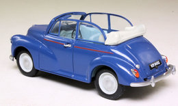 'Lovejoy' Morris Minor. - Corgi Toys
