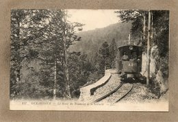 CPA - SCHLUCHT (68)(88) - Aspect Du Tramway électrique Côté Lorrain En 1911 - France