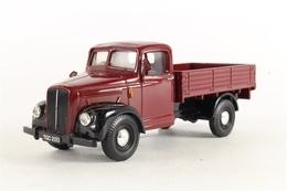 'Heartbeat' Morris Commercial Truck. - Corgi Toys