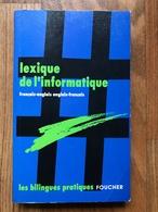 Lexique De L'informatique - Foucher - Livres, BD, Revues