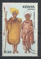 °°° KENYA - Y&T N°487 - 1989 °°° - Kenia (1963-...)