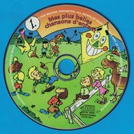 CD CONTE OU CHANSON POUR ENFANTS MES PLUS BELLES CHANSONS D'ENFANTS - Enfants
