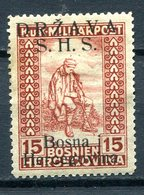YOUGOSLAVIE - Y&T 52* - 1919-1929 Royaume Des Serbes, Croates & Slovènes