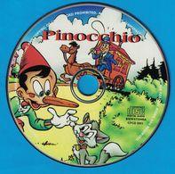 CD CONTE OU CHANSON POUR ENFANTS PINOCCHIO - Bambini