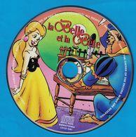 CD CONTE OU CHANSON POUR ENFANTS LA BELLE ET LA BETE - Children