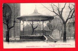 CPA( 12 Aveyron) DECAZEVILLE - KIOSQUE De La Musique . - Decazeville