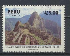 °°° PERU - Y&T N°871 - 1987 °°° - Perù
