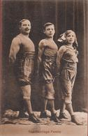 The Santiago Family Famille Cirque Circus RARE (In Very Good Condition) - Cirque