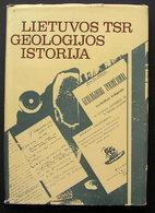Lithuanian Book / Lietuvos TSR Geologijos Istorija 1981 - Bücher, Zeitschriften, Comics