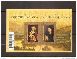 Bloc  N° 4525, Les Primitifs Flamands , Neuf - Ongebruikt