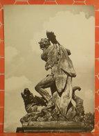 Ercole Lotta Con Hidra Statua In Polonia Bialystok CARTOLINA - Sculture