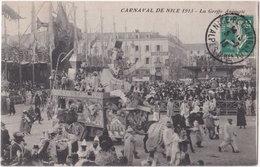 06. CARNAVAL DE NICE 1913. La Greffe Animale - Carnaval