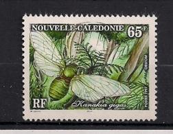 YT N° 733 - Oblitéré - Insectes - Neukaledonien