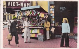 Sud Vietnam, Saigon, Kiosque Libraire (pk56739) - Viêt-Nam