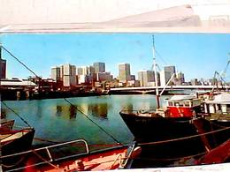Australia Victoria Melbourne Skyline And River Yarra NAVE SHIP PESCA WR9 VB1978 STAMP SELO TIMBRE Performing Arts HB8463 - Melbourne