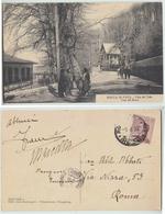 Rocca Di Papa - Viale Del Tufo, Casa Del Bosco, 1927 - Altre Città