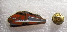 TGV  AU DOS INSCRIT 380 KM /H  26/02/81    DDDD  094 - TGV