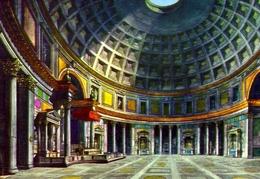 Roma - Interno Del Pantheon - 284 - Formato  Grande Non  Viaggiata – E 10 - Panthéon