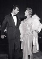 Cinema Frankie Vaughan & Anna Neagle The Lady Is A Square Ancienne Photo 1958 - Berühmtheiten