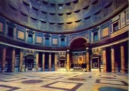 Roma - Interno Del Pantheon - 93 - Formato Grande Non  Viaggiata – E 10 - Panthéon