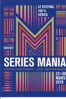 Carte Séries Mania Festival International Lille 22 Au 30 Mars 2019 - Cartes
